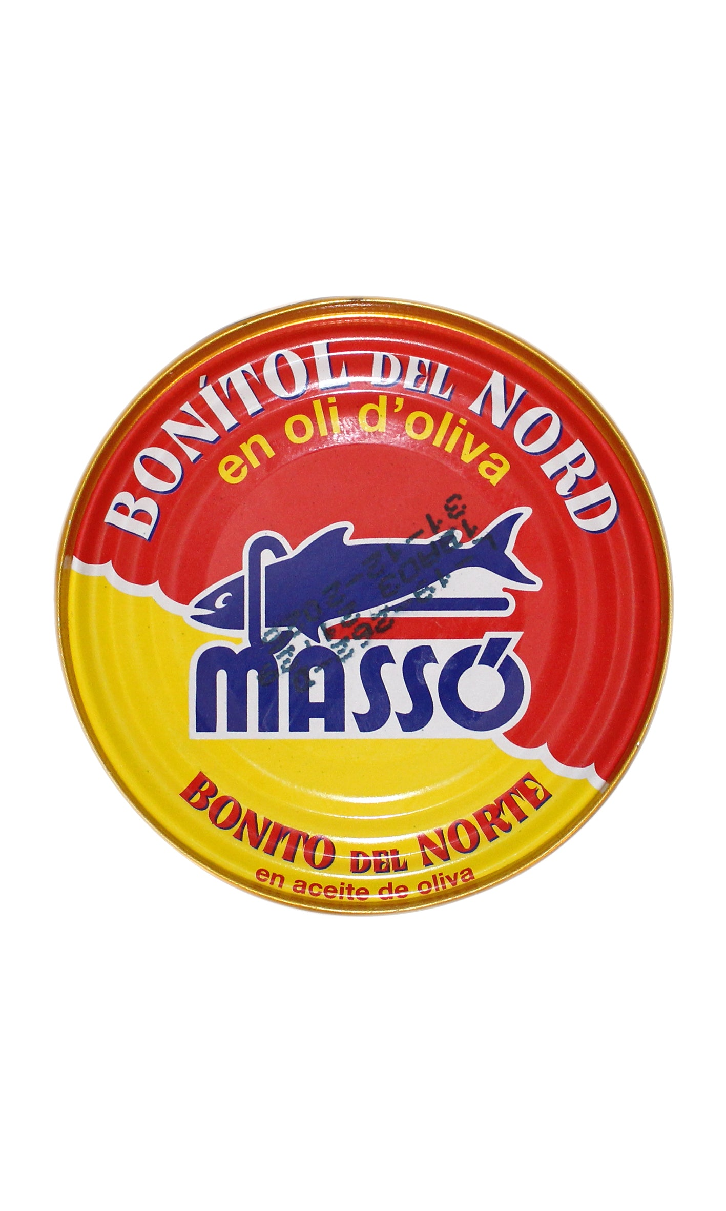 Massó - Northern Tuna in Olive Oil 65g