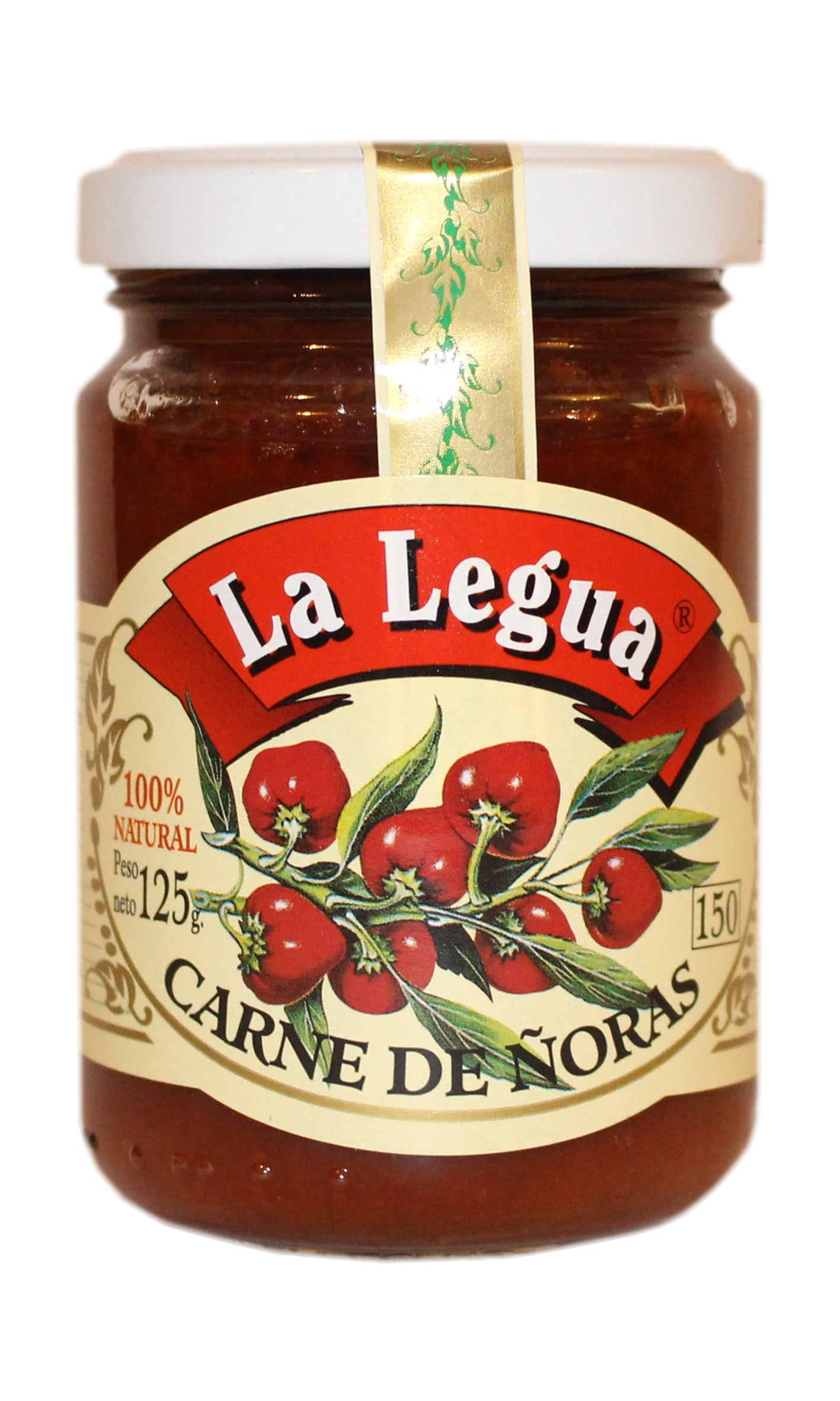 La Legua - Nora Pepper Puree - 125ml