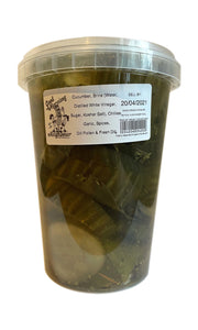 Good Morning Neighbour - classic Putz's dill pickles - 700g