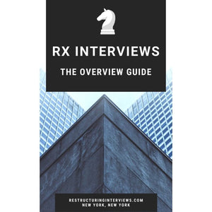 Restructuring Interview Overview Guide