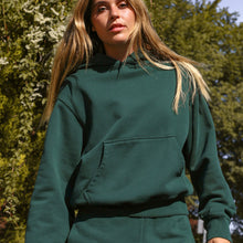 Load image into Gallery viewer, Brunette The Label - Best Friend Hoodie - Evergreen
