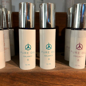 Pure Yoga Essential Oil Rollers