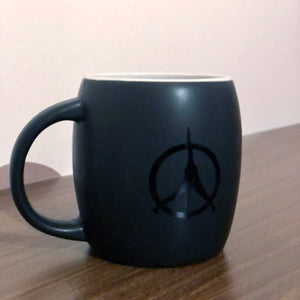 Pure Yoga Mug - Black
