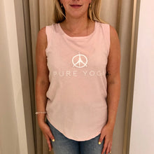 Load image into Gallery viewer, Pure Yoga Pink Muscle Tank - Women's - Pink