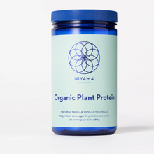 Load image into Gallery viewer, Niyama - Organic Plant Protein - Natural Vanilla