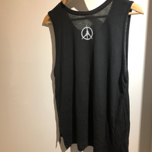 Load image into Gallery viewer, Pure Yoga Tank - Women (Large Logo) - Black