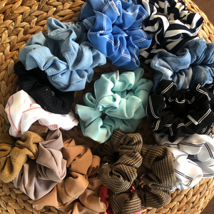 Barbay scrunchies Pure Yoga Ottawa