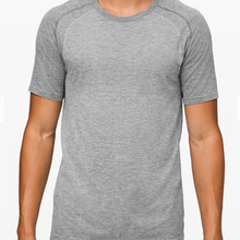 Load image into Gallery viewer, Lululemon - Men's Metal Vent Tech Short Sleeve 2.0 - Grey