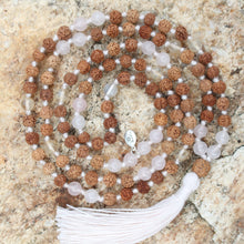 Load image into Gallery viewer, Mala Rae - Seeds of Happiness Mala Necklace