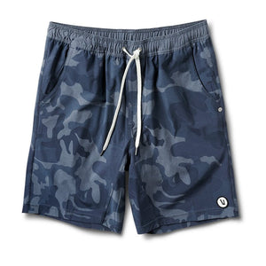 Vuori Mens Kore Short - Navy Camo