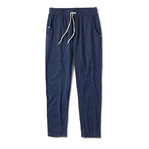 Vuori Mens Ponto Performance Pants Navy Heather