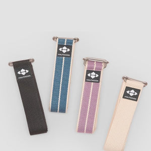 Half Moon Yoga - 8' Loop Yoga Strap