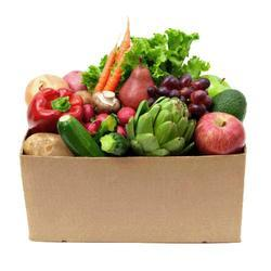 CSA Boxes - full Share and Half Share Options