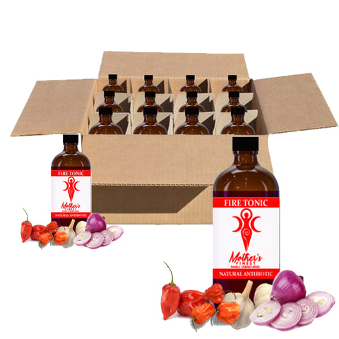 Wholesale Fire Tonic (Case of 12-8oz. Bottles)