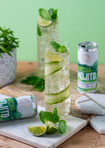 Match Mojito Canned Cocktail