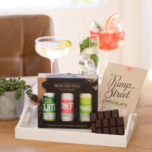 Cocktails & Chocolate Gift Box