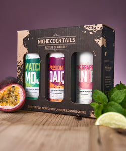 Cocktail Gift Box - Self Selection