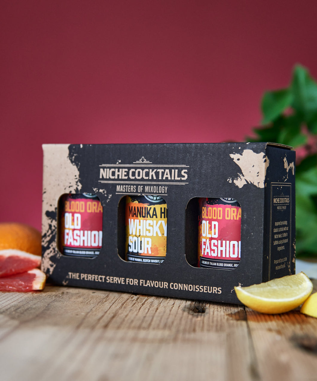 Lowballer Cocktail Gift Boxes & Packs