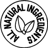 All Natural Ingredients Cocktail