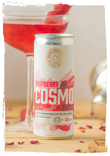 Niche Cocktails Raspberry Cosmo - Canned Cocktail