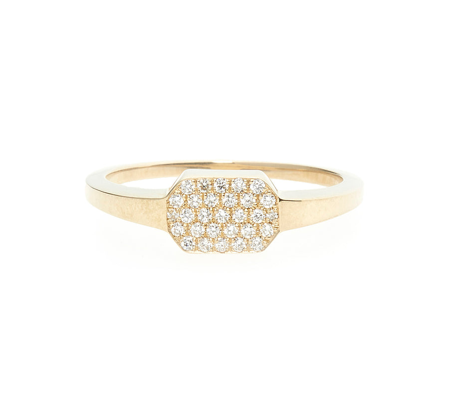 Margaux Diamond Pavé Ring