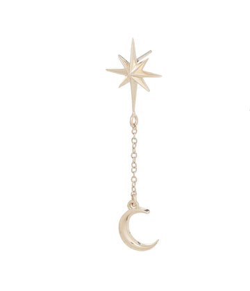 MOON STAR DANGLE