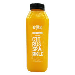 Rise Juicery Citrus Sparkle 16 oz