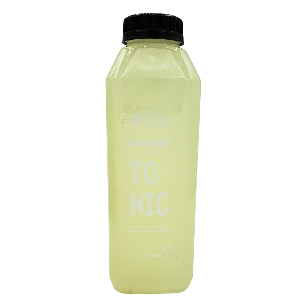 Rise Juicery Tonic16 oz