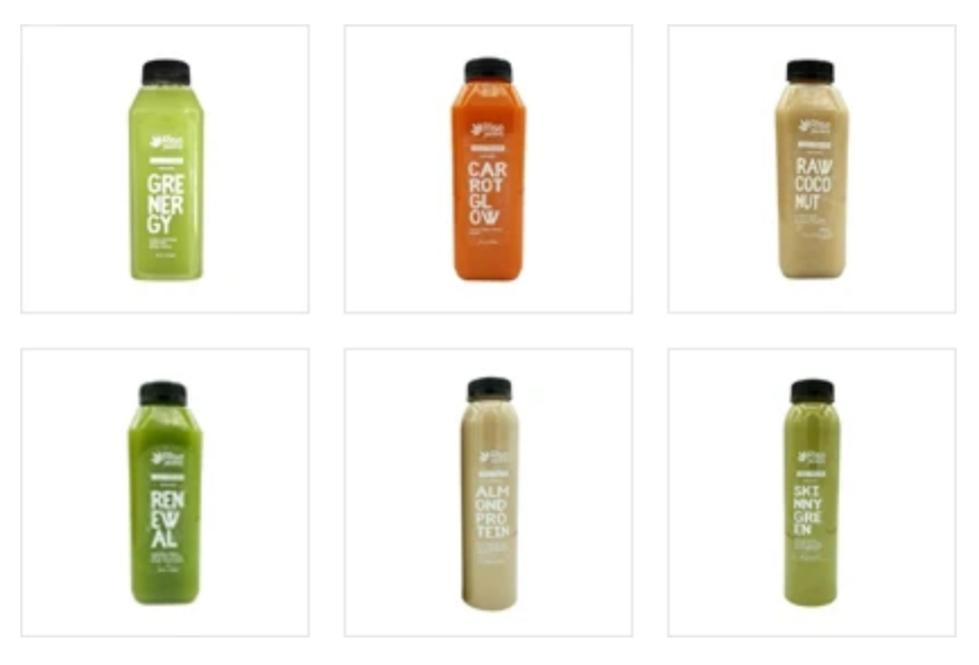 1 Day Juice Cleanse - BOOST