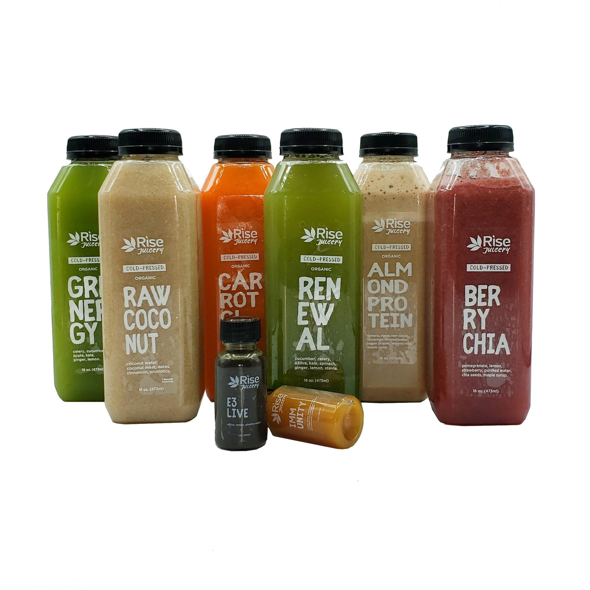 5 Day Juice Cleanse - DETOX