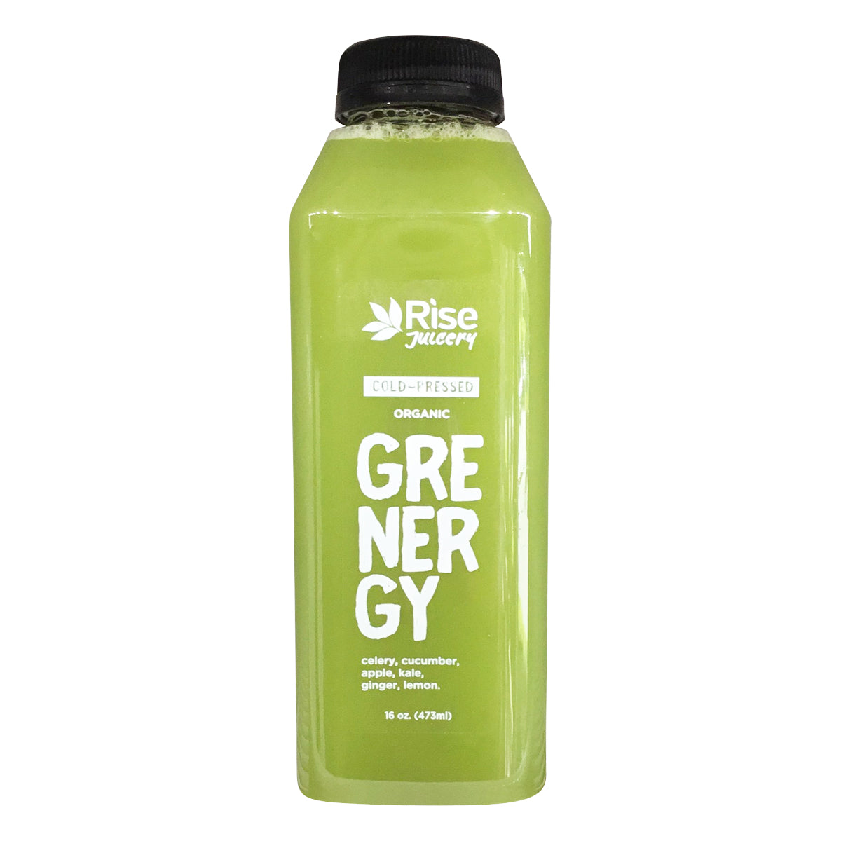 Rise Juicery Grenergy 16 oz