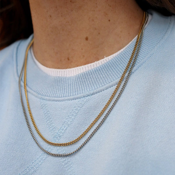EASY NECKLACE.gold