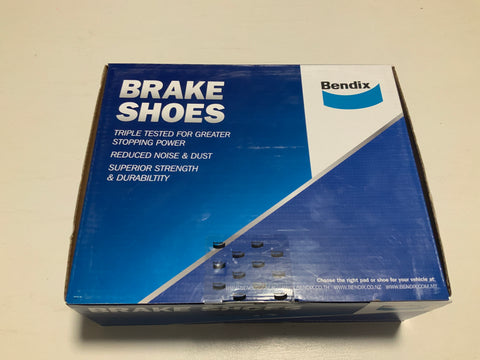 Bendix Brake Shoes  BS1744 Suits Various Toyota Sale Item