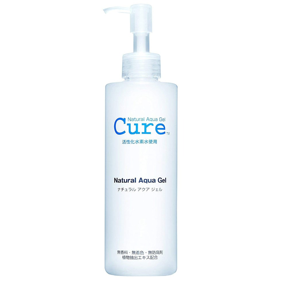 Cure Natural Aqua Gel Water Skin Exfoliator 250g | Cure 去角质活性水凝露 200毫升