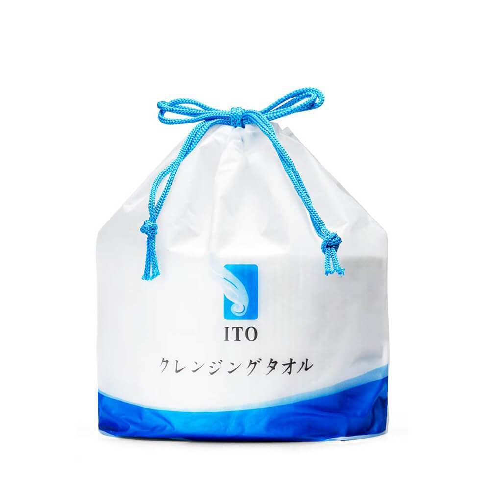 ITO Cleansing Facial Cotton Towel uk 洗脸巾 英国