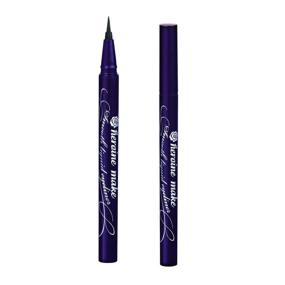 Kiss Me Smooth Liquid Eyeliner - #01 Black 0.4ml