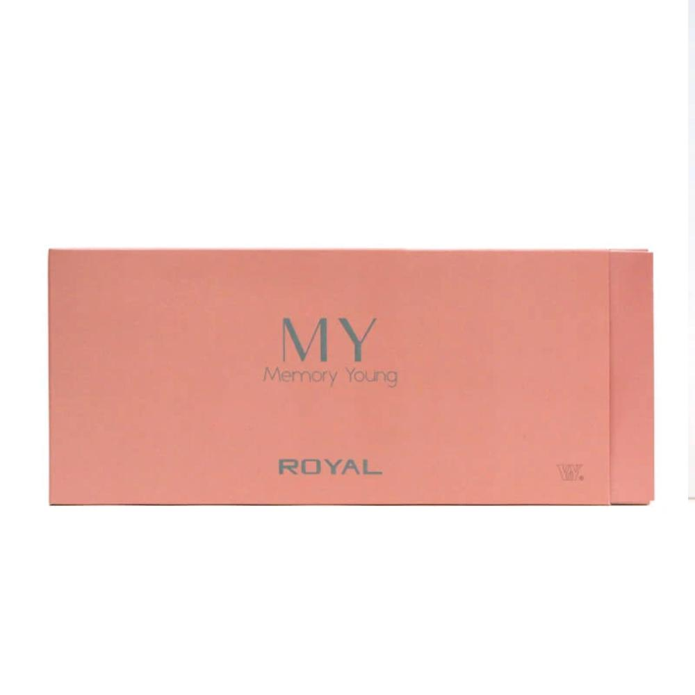 Royal Memory Young Aesthetic Pursuit From Bare Skin