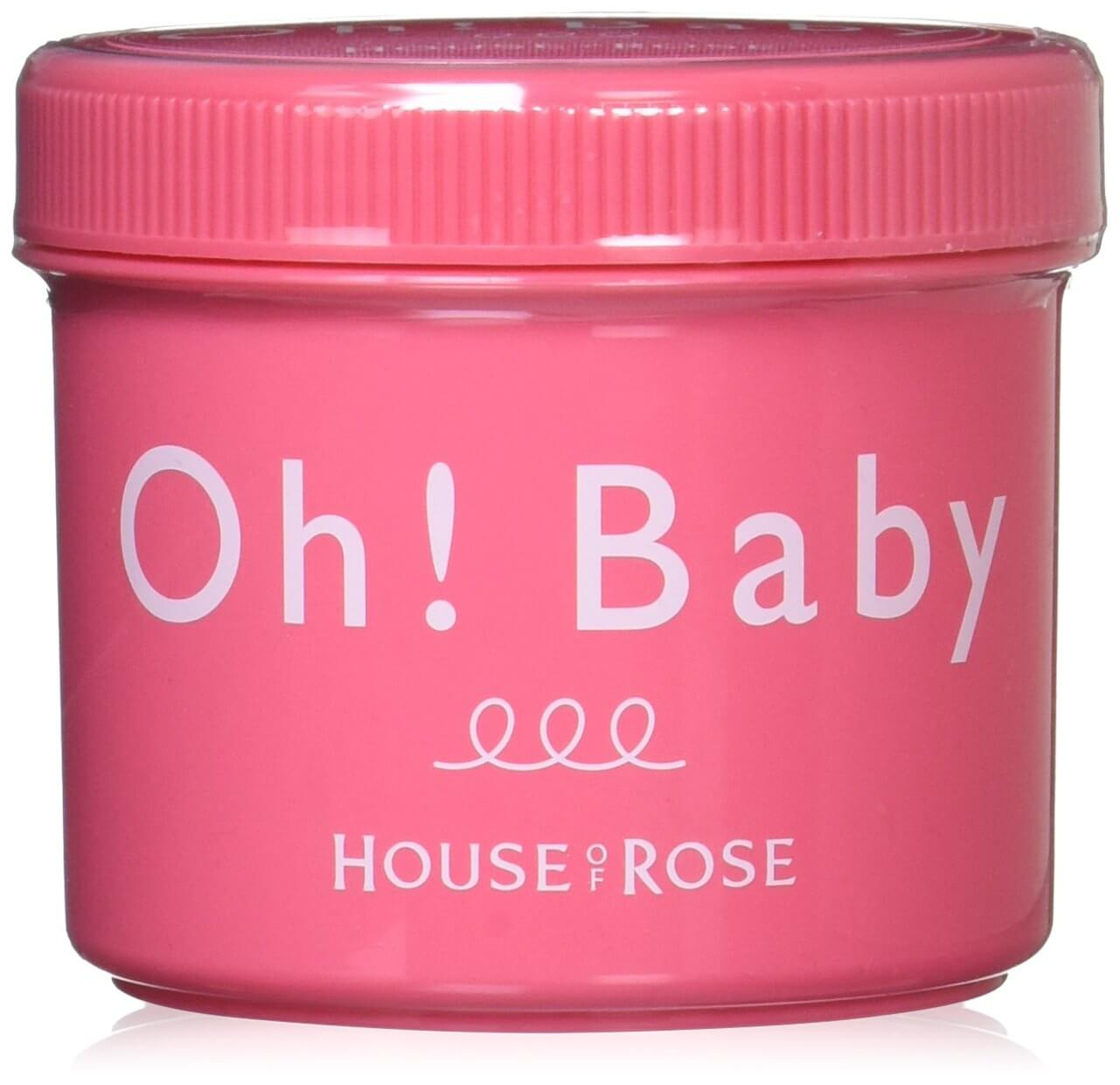 House Of Rose Oh! Baby 身体去角质磨砂膏 570克