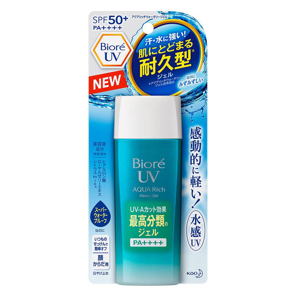 KAO Biore Uv Aqua Rich Gel uk