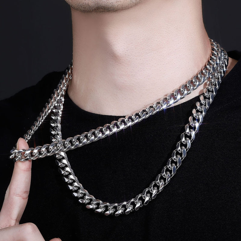 10MM / 12MM CUBAN LINK CHAIN 14K