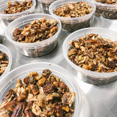 No-Nola (Nut Based Granola)