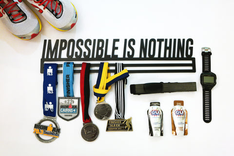 50 cm x 11 cm I Impossible Is Nothing