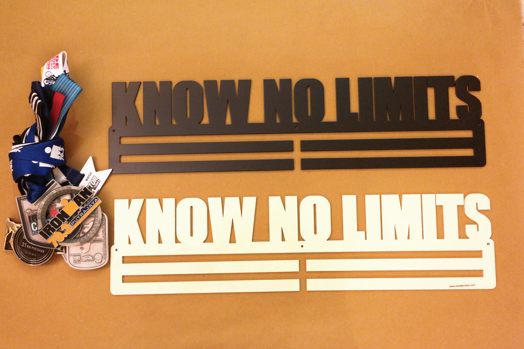 50.5 cm x 12.5 cm I Know No Limits