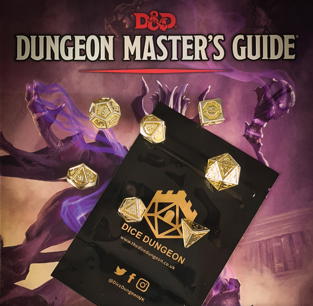 7 Simple DM Tips For Running Your Dungeons & Dragons Game
