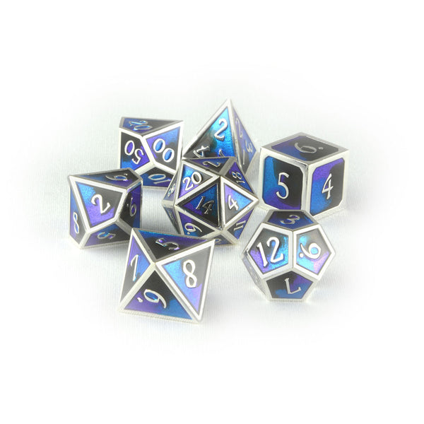 frozen shadows dnd dice set
