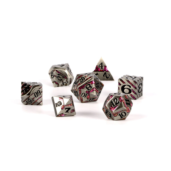 Legendary Ore bloodstone dnd dice