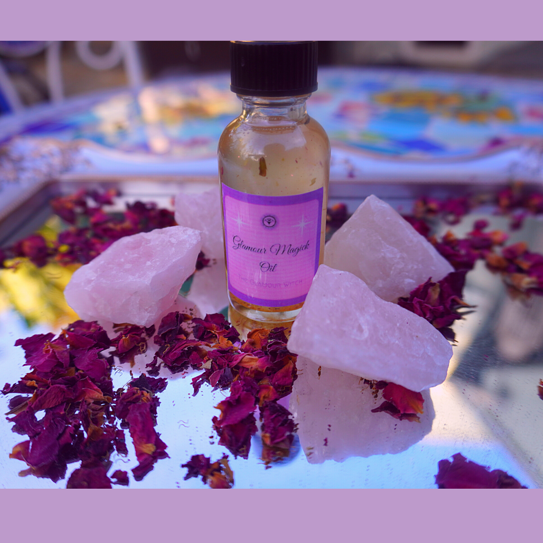 Glamour Magick Oil  *Limited Release*