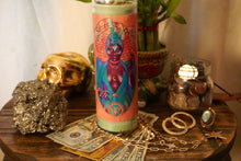 Load image into Gallery viewer, Secure The Bag Hand-Crafted Manifestation Candle