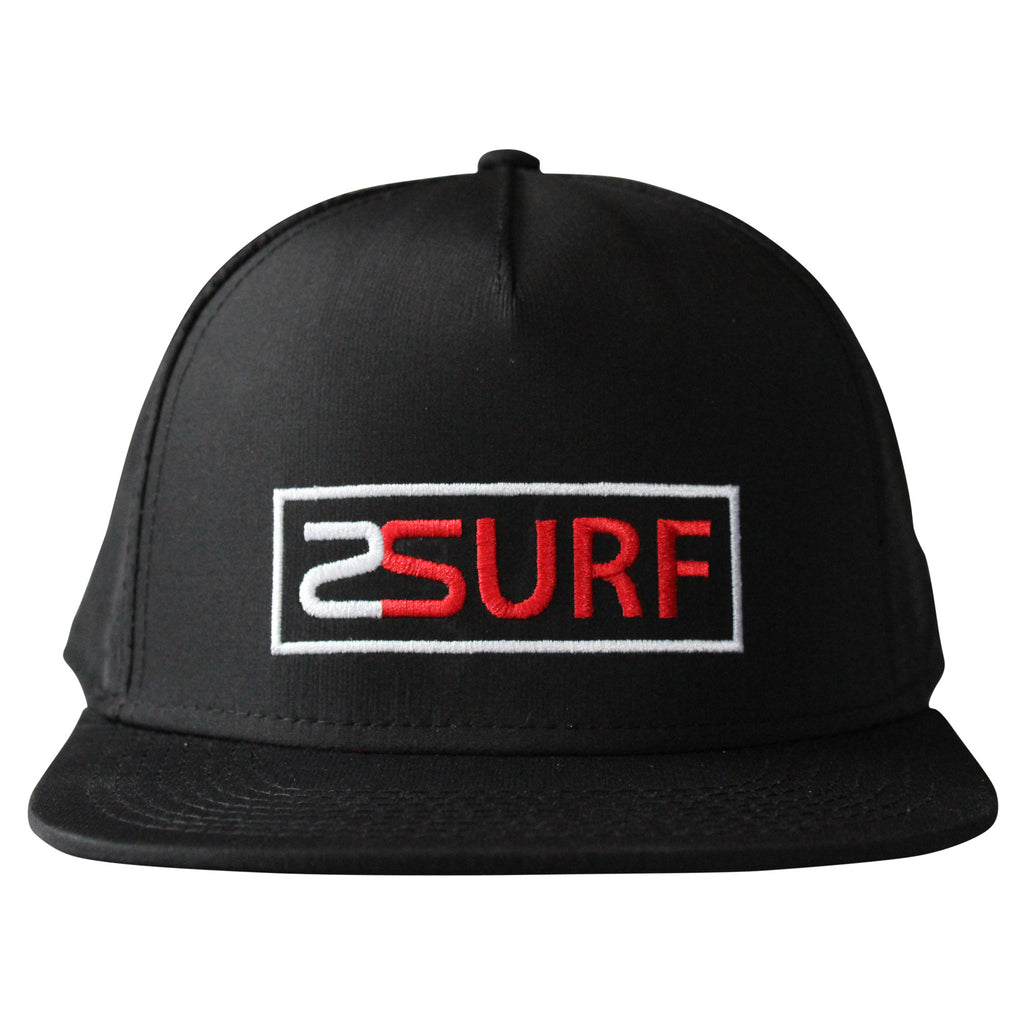 SSURF Hat Black SPF50 -XXL Fit