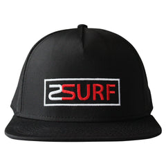 SSURF Hat Black SPF50 -Regular Fit